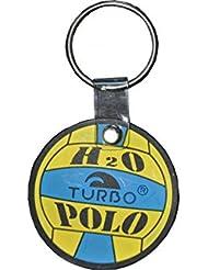 Turbo H2O Porte clefs Jaune/Bleu