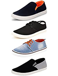 Maddy Perfect Combo Pack Of 4 Sneaker For Men's In Various Sizes