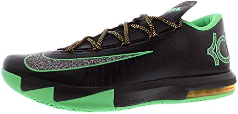 Nike KD VI (Night Vision-Brazil) nero Lucid verde-Atomic Mango (8.5)   On-line    Uomini/Donne Scarpa
