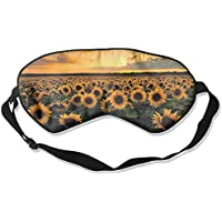 Sunflowers Artistic Pattern Sleep Eyes Masks - Comfortable Sleeping Mask Eye Cover For Travelling Night Noon Nap... preisvergleich bei billige-tabletten.eu
