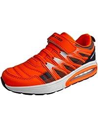 2b9f1b79bbcb67 LEKANN No.401 Unisex Kinder Sportschuhe   Laufschuhe leicht und bequem mit  Klettverschluss