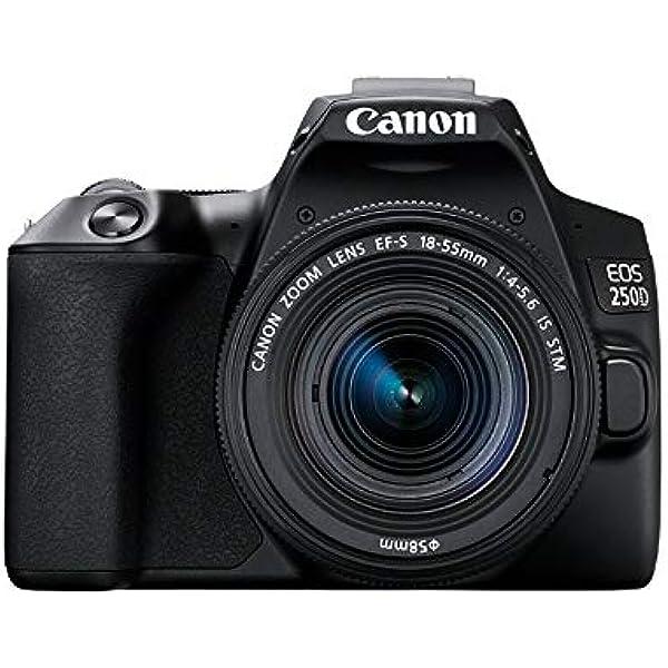 Canon Eos 250d Ef S 18 55 Is Stm Kamera
