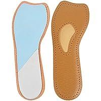 HEALIFTY 1 Paar Latex Invisible Einlegesohlen Schweißabsorbierende Shock Absorption Schuheinlage Pad mit Massagefunktion... preisvergleich bei billige-tabletten.eu