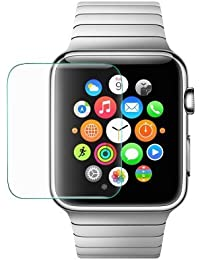 Evess Protector Cristal Templado Apple Watch Para el modelo 42 mm Original de Apple