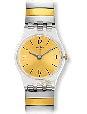 Swatch Damen-Armbanduhr LK351A
