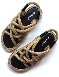 factory authentic 3a9fd 6078d Amazon.it: corda - Sandali / Scarpe da donna: Scarpe e borse