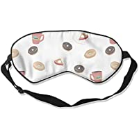 Eye Mask Eyeshade Coffee Mug Sleep Mask Blindfold Eyepatch Adjustable Head Strap preisvergleich bei billige-tabletten.eu
