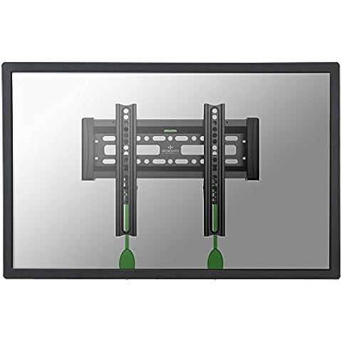 NewStar NeoMounts W120 - Soporte de pared para pantalla plana, color negro