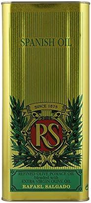 Rafael salgado Spanish Olive Oil, 4 Ltr
