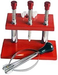 Clever Marke Uhr Werkzeuge Uhren Hände Remover Presto Plunger Puller Metall Uhr Uhr Reparatur Werkzeug Kit Relojero Uhren
