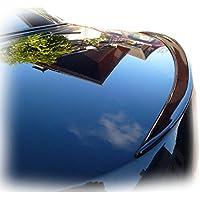 Car-Tuning24 54813630 Insignia 2008 tuning spoiler Uni SCHWARZ heckspoiler SLIM lippe diffusor