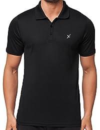 7edbcf0b6ea9 CFLEX Men Sportswear Collection - Herren Funktion Sport Kleidung - Fitness  Quickdry Polo-Shirt
