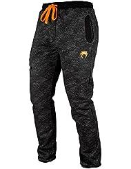 Venum Tramo Pantalones de Chandal, Negro / Gris, M