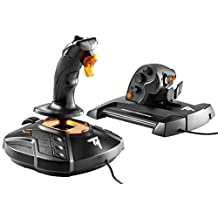 Thrustmaster T16000M FCS Hotas | Flight Game Controller | Joystick | PC