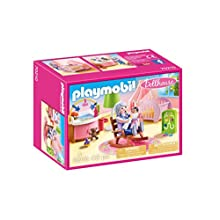 PLAYMOBIL Dollhouse 70210 Baby Room 4 Years and Above