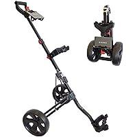 Cruiser Golf CR-Micro Compact Lightweight 2 Wheel Trolley