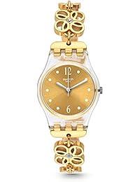 Swatch Damen-Armbanduhr LK360G