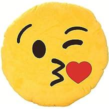 Dhanu Wink Kiss Emoji Smiley - 35 cm