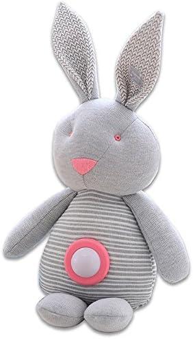 Achun Jouets Créatifs d'enfant en Bas âge Peluche en Peluche Ribbit avec poupée en Peluche Maison Oreiller Maison (25cm, Rose) | Couleur Rapide