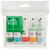 Care Plus Erwachsene Travelset, mini's2go Reiseset, transparent, One Size preisvergleich bei billige-tabletten.eu
