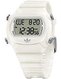 adidas adh1319 plástico unisex correa de goma reloj digital
