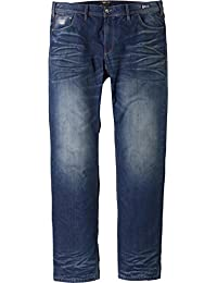 Replika by Allsize jean lavage used look grande taille 9ac9ee01c77