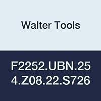 """Walter herramientas f2252. Necesidades Básicas Insatisfechas. 254.z08.22.s72610""""lado y cara), 2.5/4.0"""" Bore diámetro, 1,927""""Hub Diámetro, 0.87""""–0.98""""ranura Dimensión"""