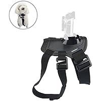 Sabrent Fetch (Hundegeschirr) Brustgurt Gürtel Halterung für GoPro Kameras [kompatibel mit allen GoPro Kameras] (gp-dgfh)
