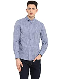 Red Tape Men's Plain Regular fit Casual Shirt