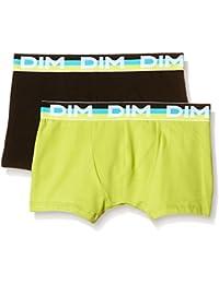 Dim ECO DIM - Calzoncillos para niños, paquete de 2