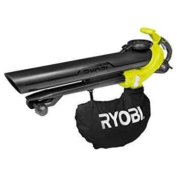 Ryobi RBV3000CESV - Soffiatore / Aspiratore / Trituratore elettrico, 3000 W