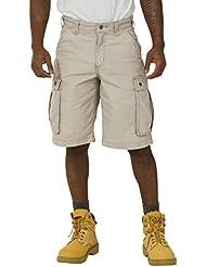 Carhartt Rugged Cargo Shorts - Beige Pantalones cortos hombres trabajo 100277 232 CS.100277.232