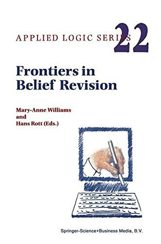 Frontiers in Belief Revision (Applied Logic Series, Volume 22)