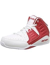 AND1Rocket 4 - Zapatos de Baloncesto Niños