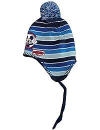 9dfd7ae309f5 Bonnet Mickey Mouse Bleu Taille 48 Disney bébé Enfant