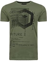 Dissident Men's High Density Print t-Shirt Short Sleeve Top SCOOBER 1C-8964