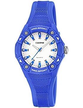 Calypso Unisex-Armbanduhr Analog Quarz Plastik K5675/5
