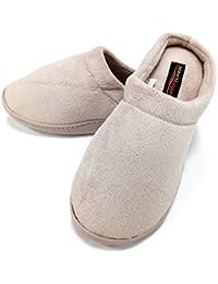 MIRACLE SLIPPERS Gel Producto Oficial, Zapatillas de Estar por casa Unisex con propiedades antifatiga, Antideslizantes y con Plantillas amortiguadoras de Gel. Las únicas Originales