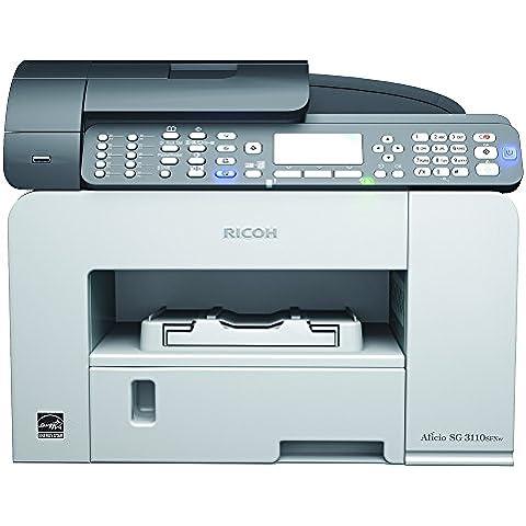 Ricoh Aficio SG 3110 SFNW - Impresora multifunción de tinta (color)
