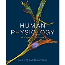 [(Human Physiology: An Integrated Approach)] [Author: Dee Unglaub Silverthorn] published on (January, 2015)