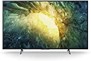 Sony BRAVIA 55 inch X75H LED 4K HDR Ultra HD Smart Android TV, Netflix Button and Google Assistant Voice Searc