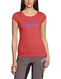 Zimtstern Damen T-Shirt TSW Spray Logo Women