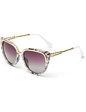 HONEY Gafas de sol polarizadas HD elegantes para mujeres - Alta calidad - Protección completa UV400 ( Color :...