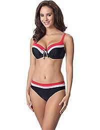 Merry Style Damen Bikini Set P62378TSG