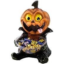 Porta caramelle zucca di Halloween Taglia Unica