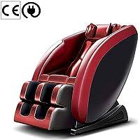 QGLT Silla de Masaje y relajación, Sonido Envolvente 3D - masajeadores de Aire - Gravedad