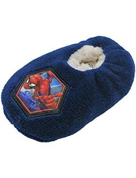Zapatillas babuchas Infantiles Estar por casa Spiderman para niños