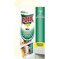 Polil Raid Trampa Detectora de Polillas - Pack 2 + 1 Trampas Antipolillas para Detección en Alimentos, Previene y Protege durante 8 Semanas, Sin Olor