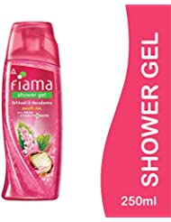 Fiama Patchouli and Macadamia Pure Indulgence Shower Gel, 250ml