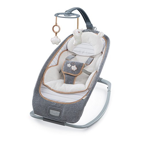 Imagen de Sillas Mecedoras Eléctrica Para Bebés Ingenuity por menos de 75 euros.